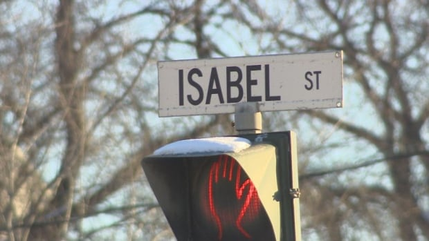 Police say all the alleged attacks and robberies happened around Winnipeg's William Avenue and Isabel Street.