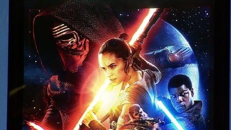 Star Wars: The Force Awakens has broken ticket sale records