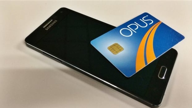 The mobile payment technology will work with the OPUS card system.