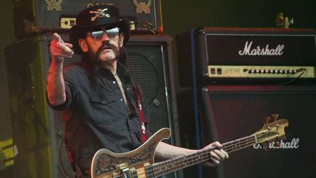 Motörhead frontman Lemmy Kilmister died on Monday of cancer at age 70. Twan Halliday plays the now-departed rock god in the Vancouver-based Motörhead tribute band Snaggletooth.