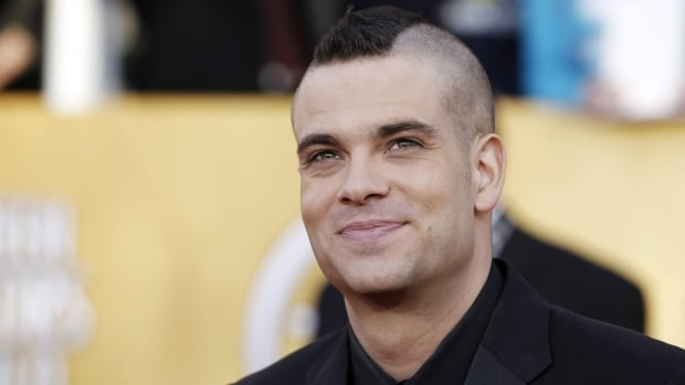 Mark Salling arrives at the 17th Annual Screen Actors Guild Awards in 2011 in Los Angeles.