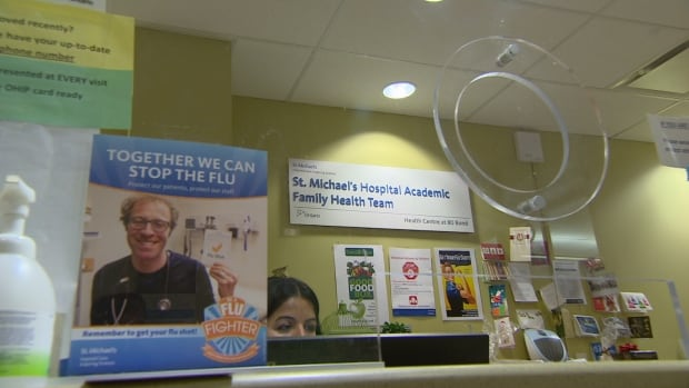 St. Michael's Hospital Academic Family Practice Team opened its first Syrian refugee clinic on Tues. Dec. 29, 2015.