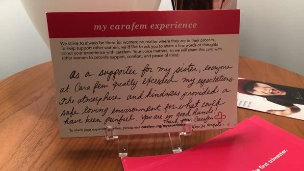 Carafem-card