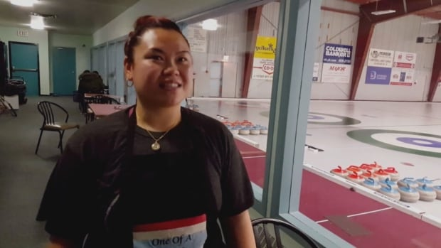 Sousanh Chanthalangsy, the owner of One of a Thai, said once the curling club asked One of a Thai to add western food like burgers and fries to their menu, she said: 'I don't think that's going to happen. Because we do Thai food.'