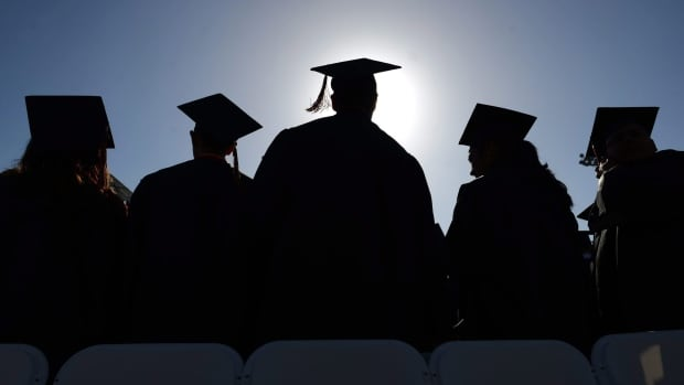 The report from Norm Ricard says only 55 per cent of aboriginal students are graduating from high school, compared to 96 per cent of non-aboriginal students.