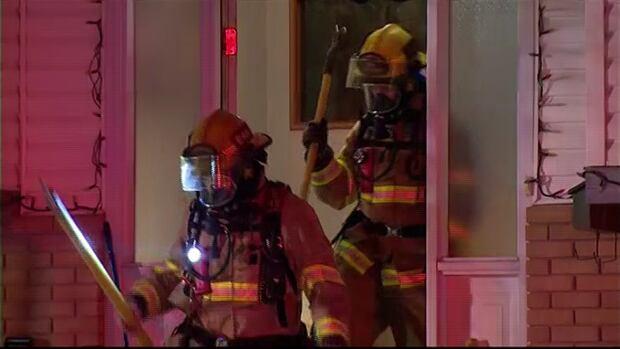 Calgary Penbrooke fire