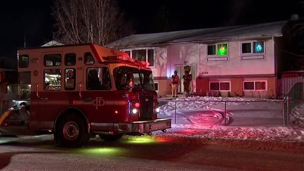 There is no word yet on what caused the fire at this Penbrooke home on Dec. 29.