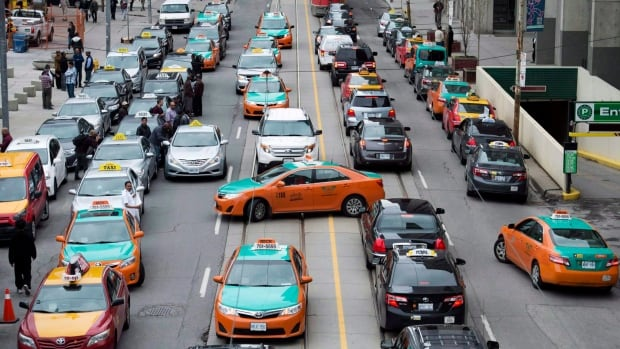 Cabbies are planning a protest on Toronto streets this weekend, but it's unclear exactly what their actions will entail. There are reports that cab drivers will block highways during Friday's afternoon rush hour.