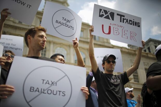 USA-PROTEST/UBER
