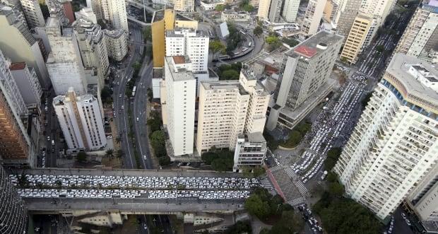 BRAZIL-TRANSPORT/