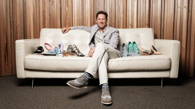 Shoes.com founder Roger Hardy sold off successful eye-care web business ClearlyContacts.ca and shovelled some of the money into Shoes.com.