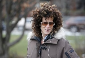 Andrea Constand who accused Bill Cosby of sexual assault walks dogs in Toronto Dec 30 2015