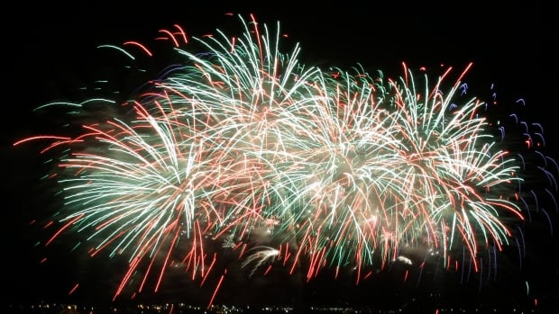 Will Vancouver's New Year's Eve fireworks be able to compete with those on show at the 2010 Winter Olympics?