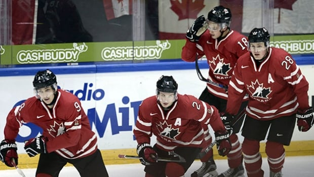 Canada will play unbeaten Sweden in their final preliminary round game on Thursday at the world junior hockey championship.