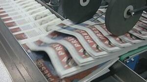 La Presse Printing