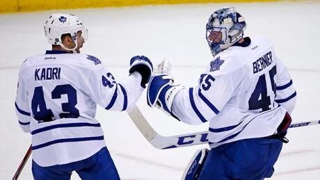 Leafs Steal Win Over Penguins With Bernier's Unreal Play