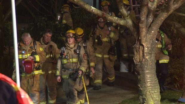 Fatal Burnaby fire