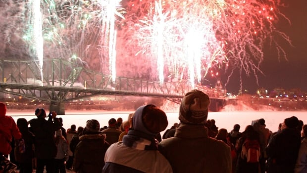 There are more than a few events taking place this New Year's Eve in Ottawa.