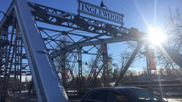 The 9th Avenue bridge connecting Inglewood to downtown Calgary is more than 100 years old and needs replacing.