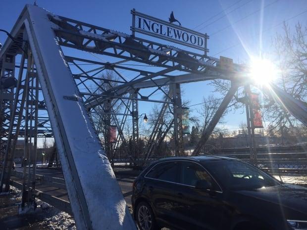 9 Ave Bridge Inglewood