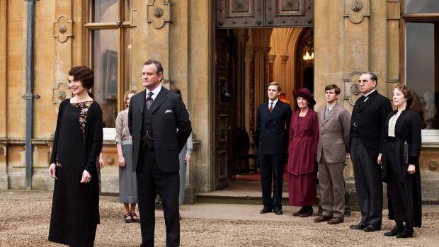 The hit British TV drama Downton Abbey ended its six-season run in North America Sunday night.