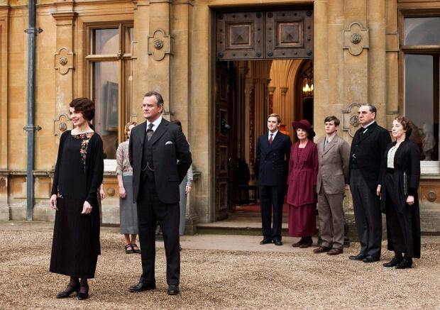 TV-Downton Abbey-Jim Carter