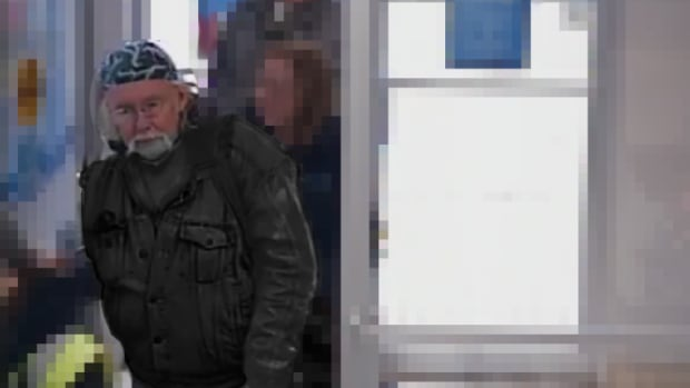 Ontario Provincial Police have released this photo of 65-year-old Frederick John Hatch, who had hitchhiked through eastern Ontario before his body was found Dec. 17 near Erin, Ont.