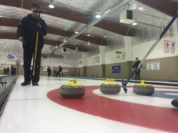 Regina - Callie Curling club