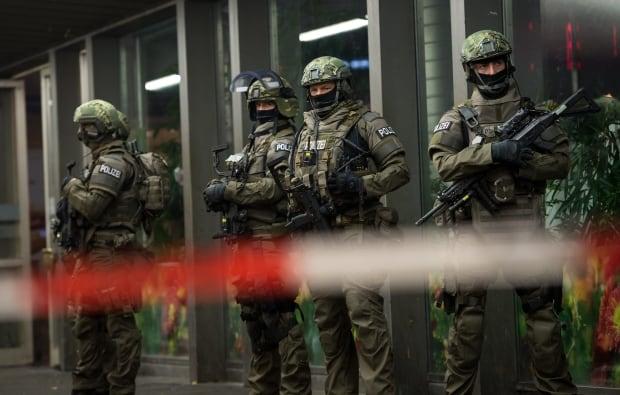 GERMANY MUNICH TERROR ALERT