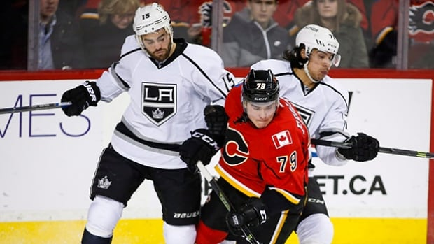 The Calgary Flames dropped their match against the Los Angeles Kings 4-1 on Thursday, and both the Edmonton Oilers and Winnipeg Jets were also dealt losses on New Year's Eve.