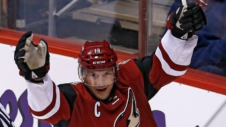 Doan Sets Franchise Mark As Coyotes Beat Jets