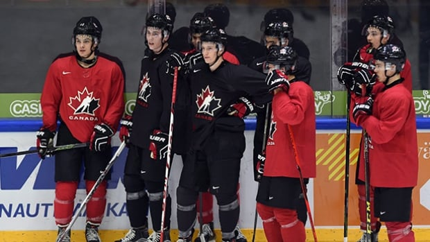 Cananda, who only had one regulation win in four tries during the preliminary round at the world junior hockey championship, will face Finland in the quarter-finals on Saturday.