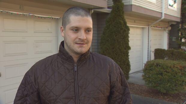 Jordan Kelly father of Jayden, Richmond dog attack