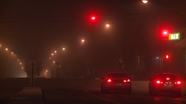 Fog advisory issued for Metro Vancouver, January 2, 2016