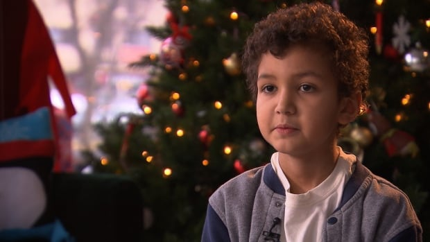 Samy Benyahia suffers from Kawasaki disease, a rare autoimmune disorder.