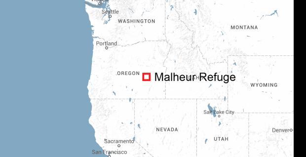 Malheur National Wildlife Refuge