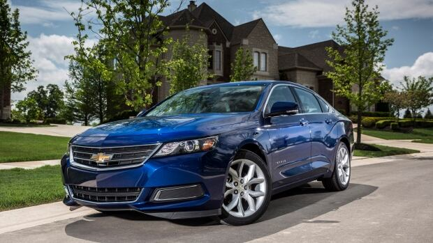 GM and Lyft plan to open a network of U.S. hubs where Lyft drivers can rent GM vehicles like the 2014 Chevrolet Impala above. That could expand Lyft's business by giving people who don't own cars a way to drive and earn money through Lyft.