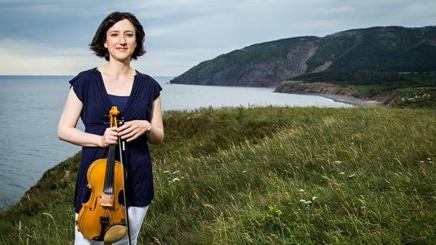 Cape Breton fiddler, pianist and instructor Kimberly Fraser co-ordinates the youth music mentorship program.