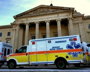 Ambulance Legislature
