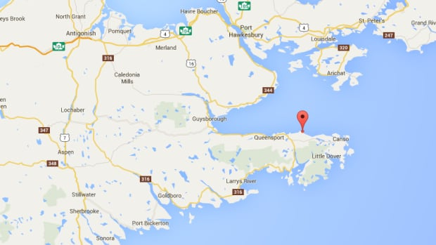 The federal government is mulling operation restrictions on the proposed granite quarry in Black Point, about 10 kilometres east of Queensport in Guysborough County.