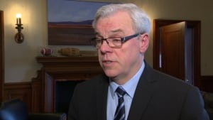 Premier Greg Selinger says Polo Park will pay for stadium