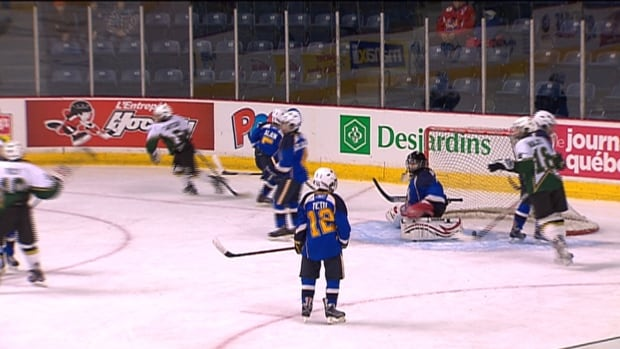 Organizers of the Quebec International Peewee Hockey Tournament have banned Russian teams this year, saying the players and coaches are disrespectful.