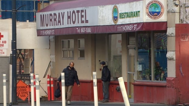 The Murray Hotel has passed a City of Vancouver inspection related to problems including dismantled fire alarms and graffiti in bathrooms.