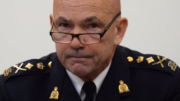 RCMP Commissioner Bob Paulson is aware of the racism in Canada's police force but asks for confidence in the process that exists to bring accountability.