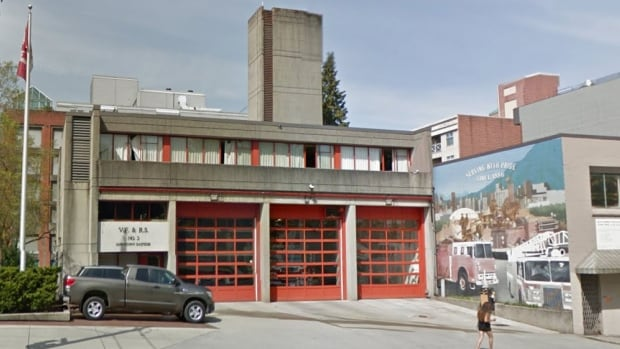 Vancouver's Fire Hall No. 2 had 750 call outs in December, making it one of the busiest halls in the country.
