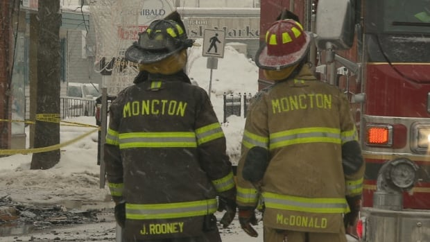 Moncton firefighters were given an 11.88-per-cent wage increase in a new contract with the city.