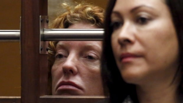 Tonya Couch, mother of the Texas teenager derided for his 'affluenza' defence in a deadly drunk-driving case, appears in court for her extradition hearing in Los Angeles on Tuesday, Jan. 5, 2016.