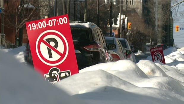 City of Ottawa crews have been instructed to stick to snow-clearing guidelines this winter.