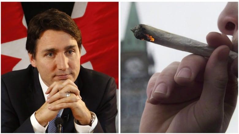 Justin Trudeau Marijuana