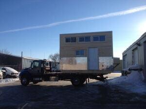 Idle No More Tiny House